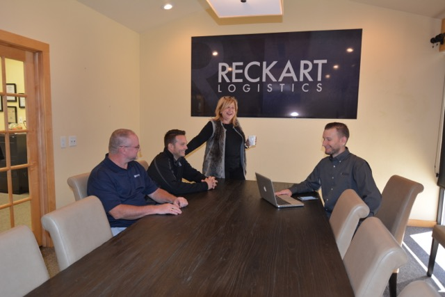 Reckart Logistics Staff