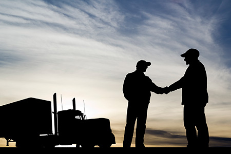 Reckart Logistics offers cargo insurance to protect your freight.