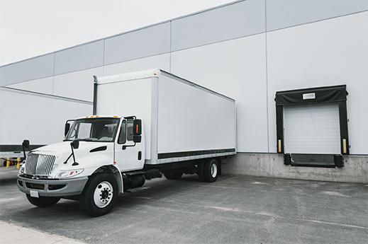 Warehousing and storage at Reckart Logistics